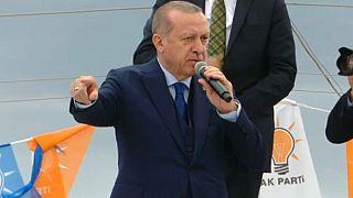 Turkey: Erdogan lashes out at France warning of 'more terror attacks'