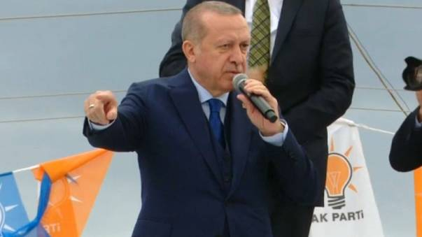 Turkey: Erdogan lashes out at France warning of 'more terror attacks'