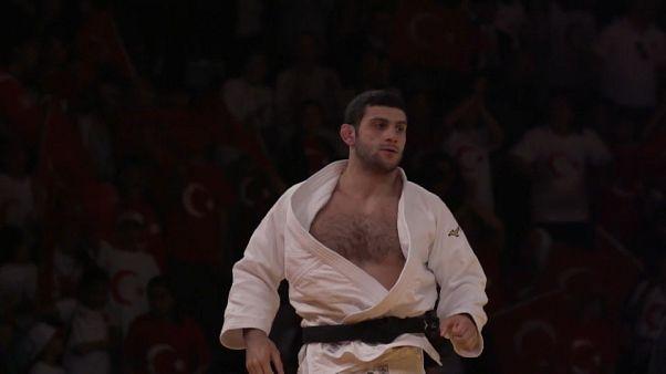 تألق تركيا في ثاني أيام جائزة أنطاليا الكبرى للجيدو