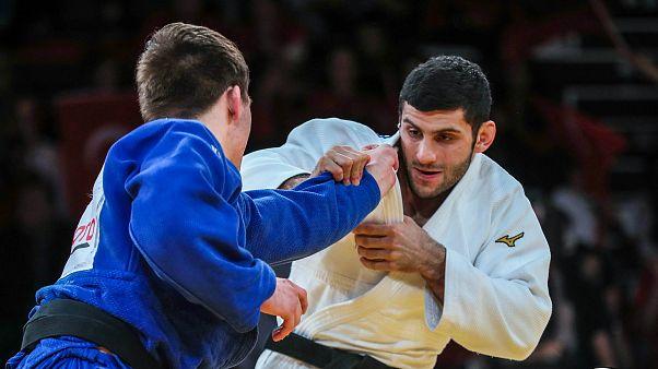 Antalya Judo Grand Prix'sinde Vedat Albayrak coşkusu