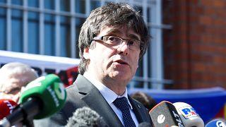 زعيم كتالونيا بودجمون يأمل في العودة إلى بلجيكا