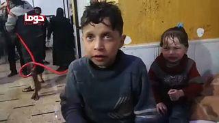 دهها کشته در حمله «شیمیایی» ارتش سوریه به دوما؛ آمریکا روسیه را متهم کرد