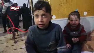Καταγγελίες για χρήση χημικών κατά αμάχων στη Συρία