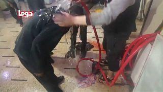 Siria: attacco chimico a Douma, strage di donne e bambini