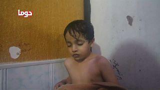 Soupçons d'attaque chimique dans la Ghouta