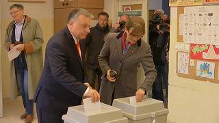 Ungheria: oggi alle urne per le legislative