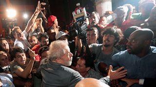 Feladta magát a volt brazil elnök