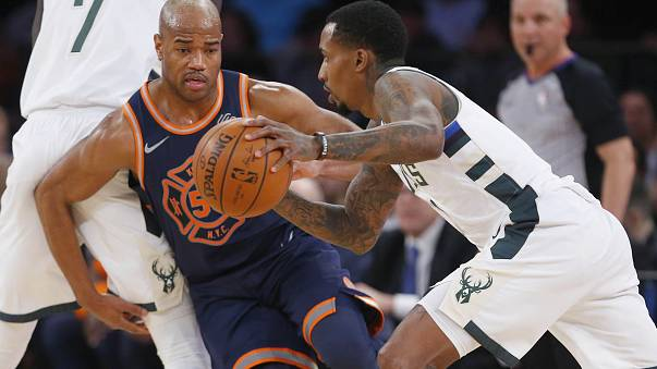 Milwaukee Bucks impõem-se aos Knicks no Madison Square Garden