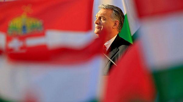 آغاز انتخابات مجارستان و امیدواری حزب مهاجرستیز با ویکتور اوربان