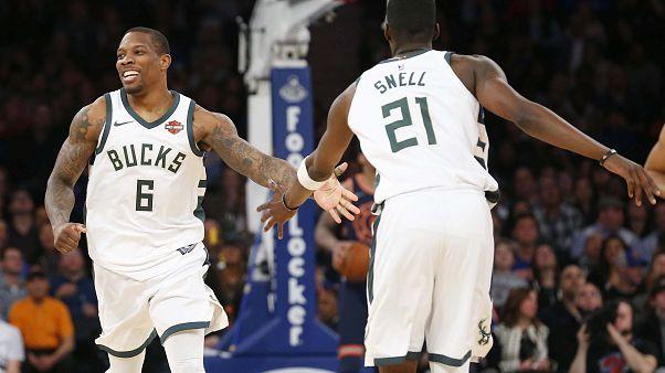 A Bucks nyert New Yorkban