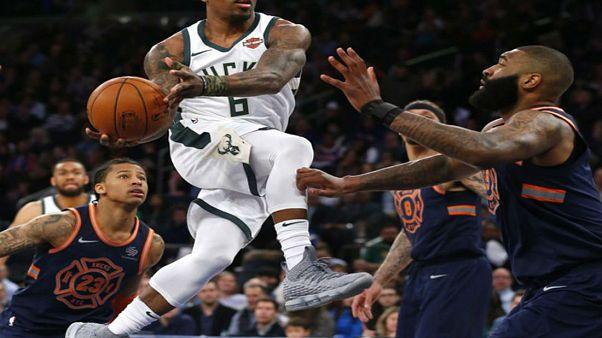 NBA: Νίκη... χωρίς Γιάννη για τους Μπακς στη Ν. Υόρκη