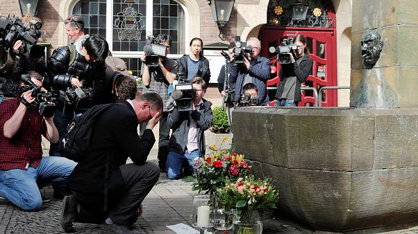 Münster gyászol, de nem adja fel