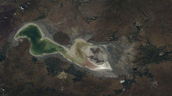 آیا دریاچه ارومیه سرانجام با آب وارداتی ترکیه جان میگیرد؟