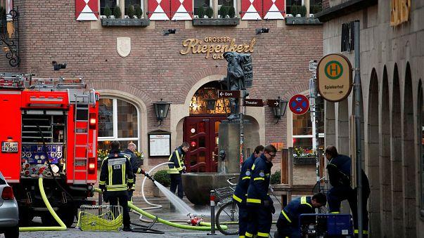 Polícia alemã descarta hipótese terrorista em Münster
