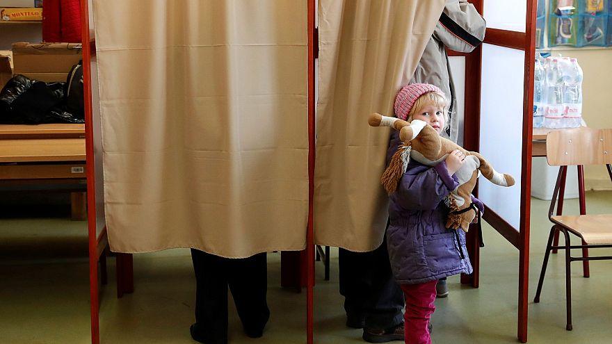 Венгрия избирает парламент