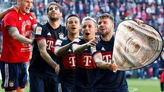 E vão 6 para o Bayern