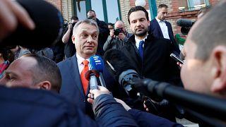 Ungarn-Wahl: Rege Stimmabgabe bis zum Mittag