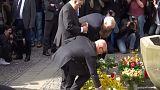 Münster homenajea a las víctimas del atropello