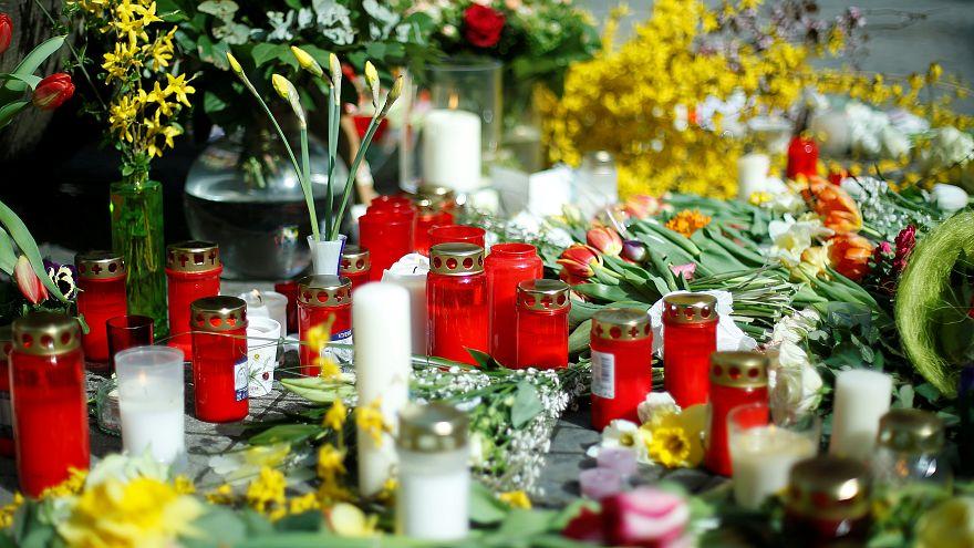 Скорбь по жертвам трагедии в Мюнстере