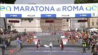 Római Maraton: Jairus Kipchoge nyert