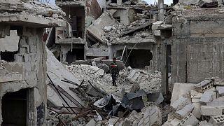 Il mondo s'indigna per gli attacchi a Douma