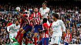 Reparto de puntos en el derbi madrileño disputado en el Santiago Bernabéu
