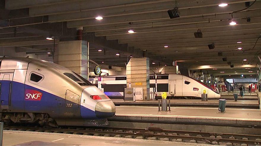Франция: новые отмены поездов