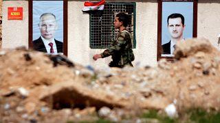 Ghouta orientale : Trump brandit la menace