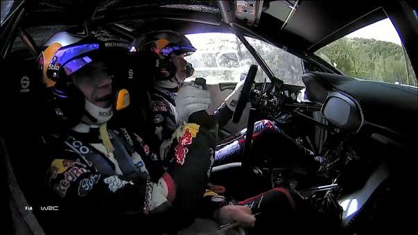 WRC : Ogier domine le Tour de Corse