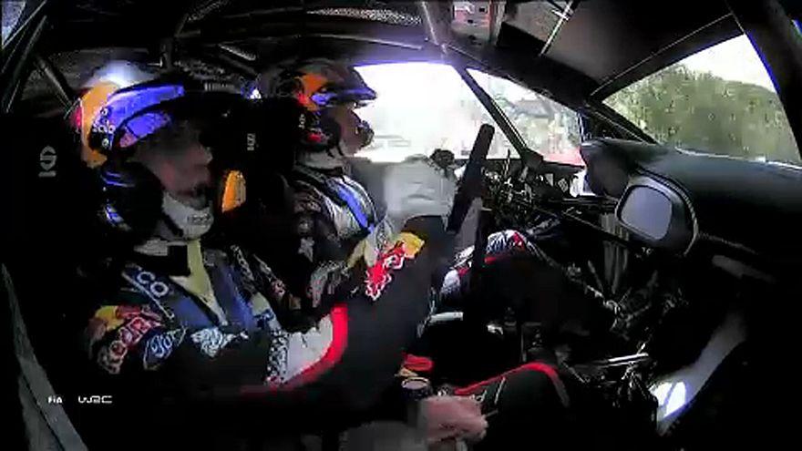 WRC: Θρίαμβος Οζιέ στην Κορσική