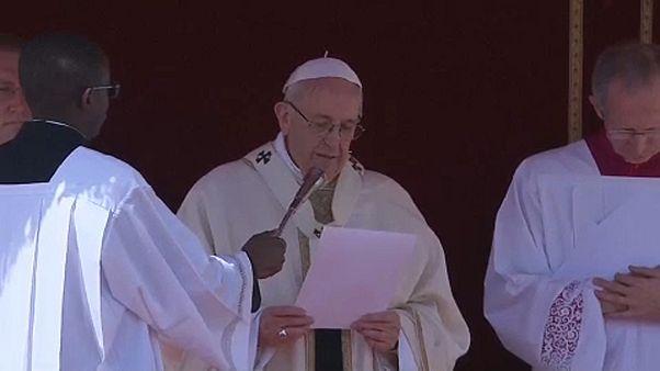 Szír vegyi támadás: a pápa is elítélte
