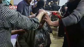 Ataque químico na Síria terá feito 70 mortos
