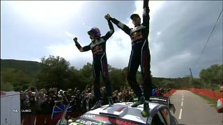 Sébastien Ogier gewinnt Rallye Korsika