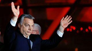 Législatives en Hongrie : Orbán en route vers un 3e mandat d'affilée