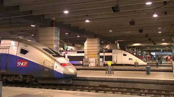More disruption for rail travellers in France