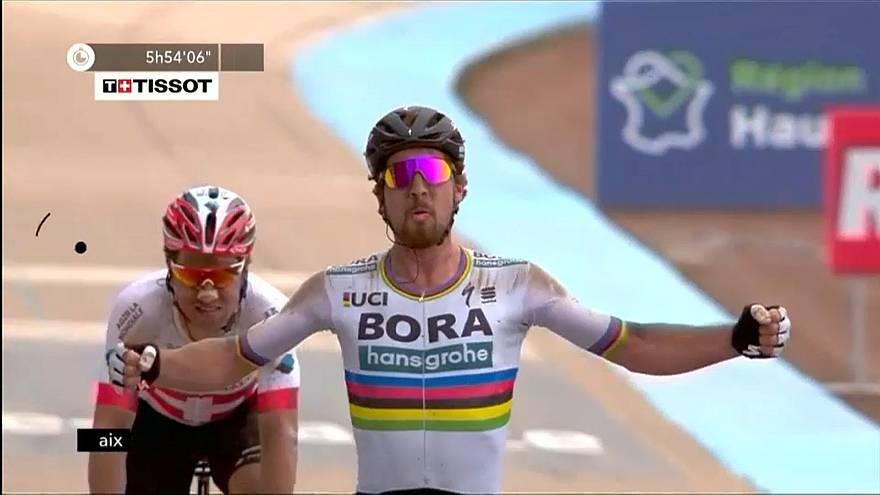 Ciclismo: Parigi-Roubaix, vince Sagan
