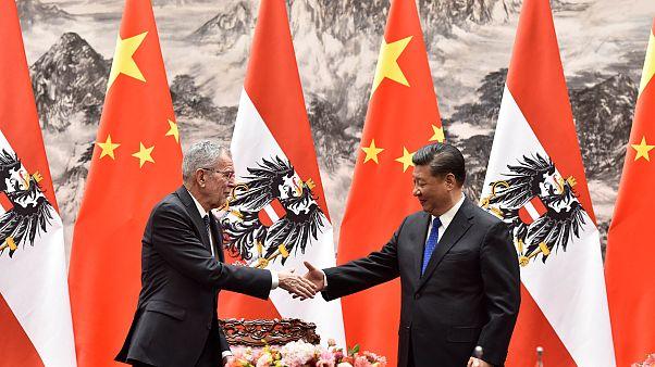 Kína-Ausztria: stratégiai együttműködés