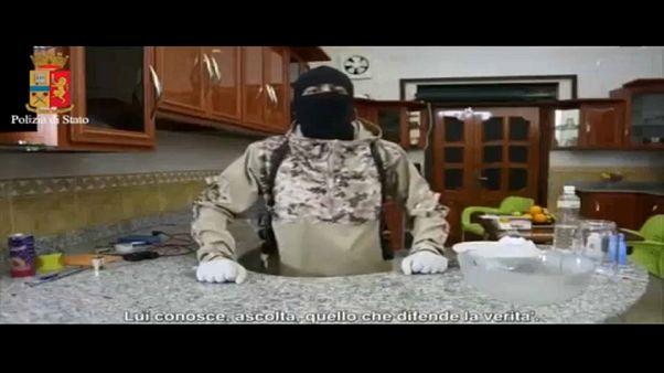 Italia: la propaganda Isis gestita da un ragazzino