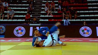 Judo: Grand Prix Antalya, successo per il tagiko Ustopiriyon