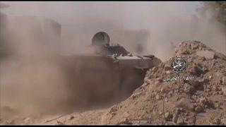 Mérgesgáz-támadás Szíriában: 70 halott