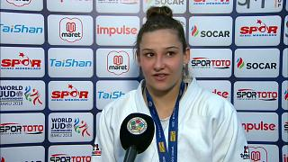 Kuka blazes trail for Kosovo at Antalya Grand Prix