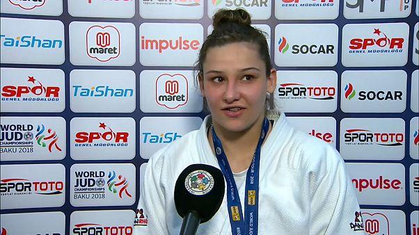 Kuka blazes trail for Kosovo at Antalya Grand Prix