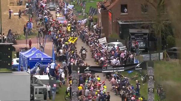 Cyclisme : Paris-Roubaix endeuillée