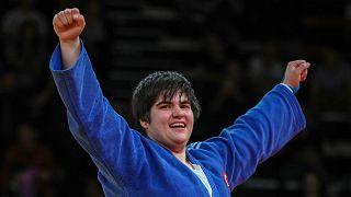 Antalya Judo Grand Prix'sinde Türkiye'ye bir altın madalya daha