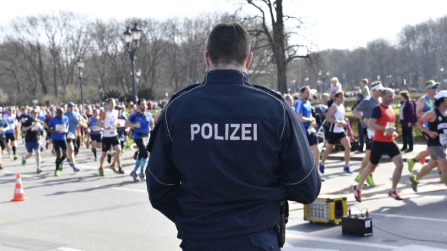 Polícia impede ataque na Meia-Maratona de Berlim