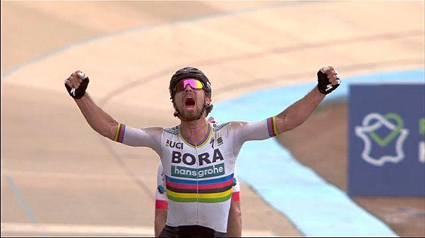 Paris-Roubaix yarışının birincisi Peter Sagan oldu