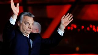 Landslide victory for Orban in Hungarian elections