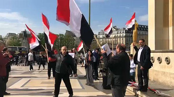 Κινητοποίηση στο Παρίσι κατά της Σαουδικής Αραβίας