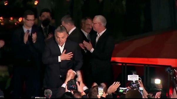 Contundente victoria de Viktor Orbán