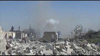 Syrie : représailles après l'attaque chimique présumée?